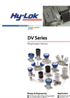 DV Series - Diaphragm Valves Datasheet
