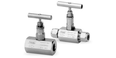 Model SVH Series - High Pressure Bar Stock Needle Valves