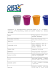Bidoncello - Model Il - Plastic Container Brochure