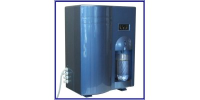 Model Deluxe RO-50 - Wall-Mount Water Purification System