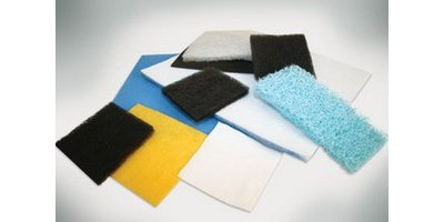 Activated Carbon and Alumina Air Filter Media