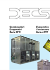 Model CFR-C - Evaporative Condensers with Centrifugal Fans Brochure
