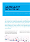 Independent Engineering- Brochure