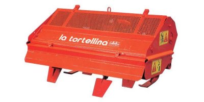 Tortella - Model 001 - Spader for Single-Shaft Power-Driven Cultivator