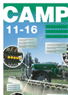 Half-trailed Sprayers for Herbicides- Brochure