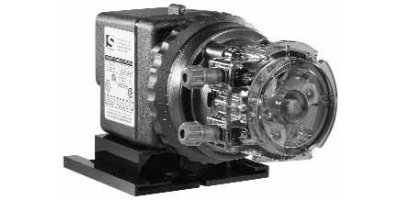 Puroxi - Model 45 Series - Single Head Adjustable Output Injection Pumps