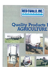 Red Ewald, Inc Agriculture- Brochure
