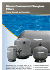 Multicyclone - Model 16 - Centrifugal Filters Brochure