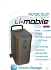 Li-Mobile - - Batteries Use for in Off-Grid System Datasheet