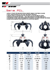 Model PCL Series - Grapple Brochure
