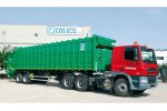 Model K6S - Large Size Waste Packers