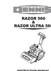 Razor - Turf Mower Brochure