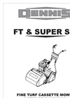 SuperSix - Mower Brochure