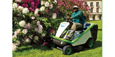 Bahia - Electric Ride-On-Mower