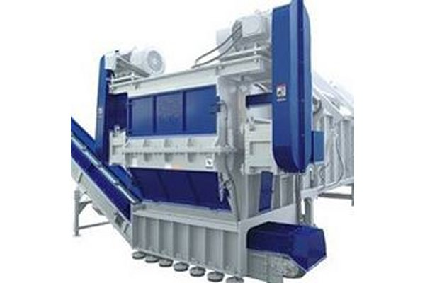 ITS - Model ZRS - Single Shaft Shredder for Large Thick Pipes