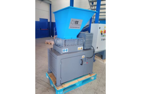 ITS - Model ITS330x300E - Industrial Twin Shaft Shredder