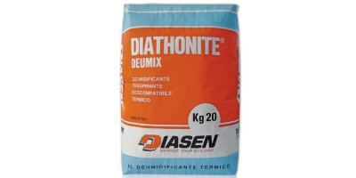 Model Diathonite Deumix - Natural Eco-Friendly Eco-Compatible Plaster