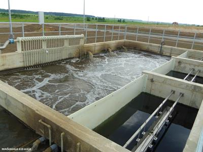 August - Model AT75-AT5000 - Biological Wastewater Treatment Plants