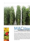 MACView - - Greenhouse Gas Analyser  Brochure