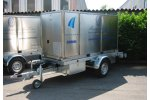 Combi - Model BW - Mobile Primary Water Treatment Trailer Units