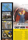 Metalstitch Cold Cast Iron Repair Services Brochure
