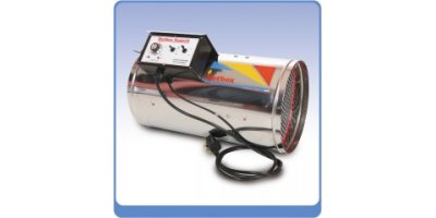 HotBox - Model Superb - Dual Output Fan Heater