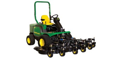 Model 100EFD - Articulating Rotary Mowers