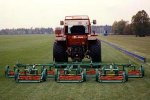 Lloyds - Leda Septuple Gang Mowers