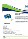 Air Flex Mini Air Mover - Blue FX-1-B Brochure