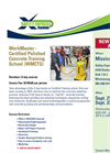 Certified Polished Concrete Training Brochure