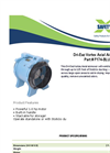 Dri-Eaz Vortex F174-BLU Axial Air Mover Brochure