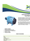 Dri-Eaz AirWolf F228 Air Mover Brochure