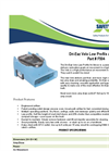 Dri-Eaz Velo F504 Velo Low Profile Air Mover Brochure