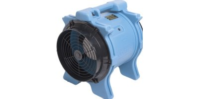 Dri-Eaz Vortex - Model F174-BLU - Axial Air Mover