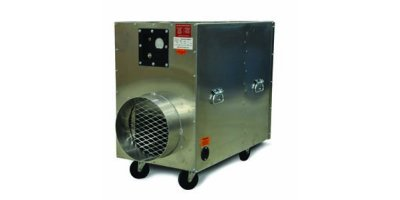 Express - Model 16 X 24 1850 CFM - Air Negative Air Machine