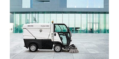 CityCat - Model 1000 - Compact Sweeper