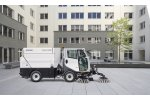 CityCat - Model 2020 - Compact Sweeper