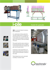 I-PILE - Trays Feeder Brochure