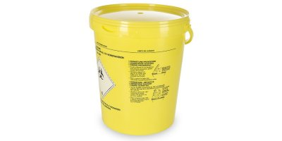 ISI - Model CONMU25000 - Buckets For Special And Dangerous Waste