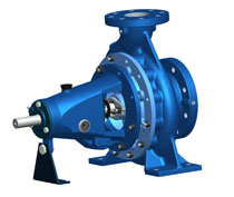 Model DB - End Suction Pump Utility Pump