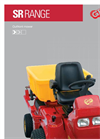 Gianni Ferrari - SR - Multi-Purpose Front Lawnmower Brochure