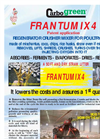 CarboGreen - Frantumix4 - Brochure
