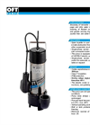 Derby - Drainage Electric Submersible Pump Brochure