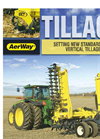Heavy Duty Direct Mount Finishing Tools Tillage Attachments- Brochure