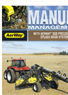 Superior Manure Management System- Brochure