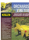 Model AWV 3 Series - Orchards & Vineyards Aeration Systems- Brochure