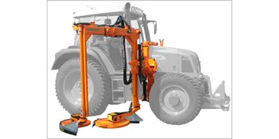 Road Eagle - Model TC - Machines for Mowing Grass