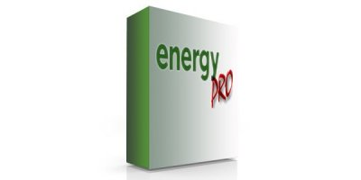 Version EnergyPRO - Windows-based Modelling Software Package