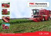 3 & 4 Row Potato Harvesters- Brochure