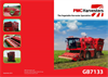 Model GB7133 - Green Bean and Soya Harvester Brochure